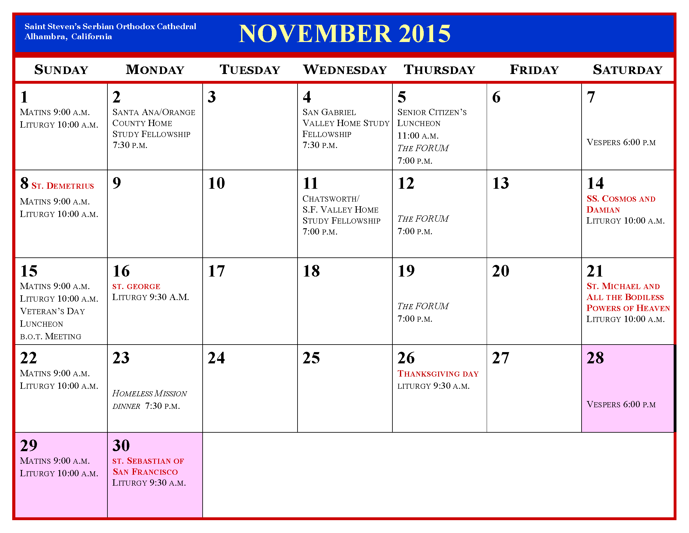 """Search Results for """"2015 Monthly Calendar Pages To Print/page/2 ..."""